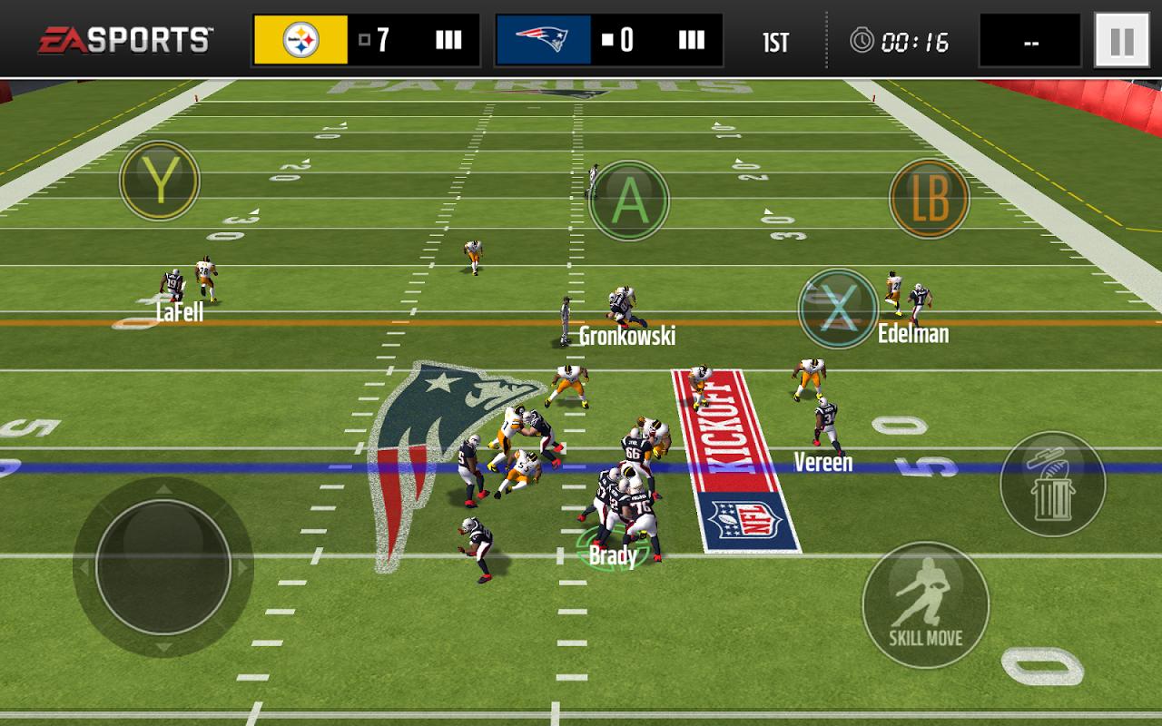 Madden NFL Football screenshot 1