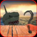Survival on Raft: Ocean