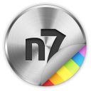 n7player Skin - Gold Metallic