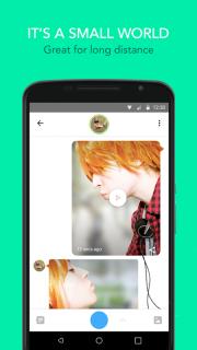 Glide - Video Chat Messenger screenshot 5