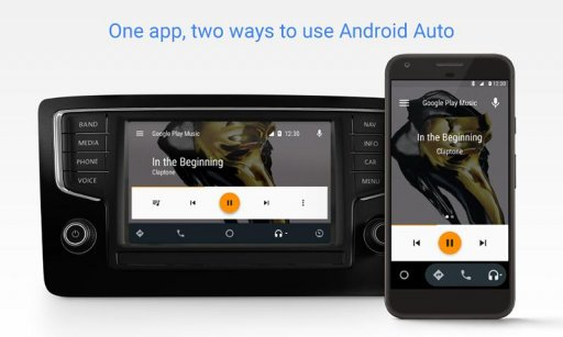 Android Auto - Maps, Media, Messaging & Voice screenshot 1
