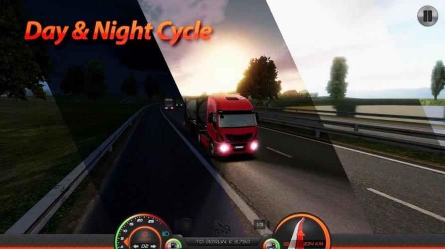 Truck Simulator : Europe 2 screenshot 11