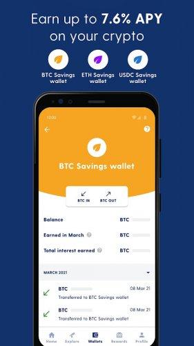 Luno Bitcoin Brieftasche App herunterladen APK