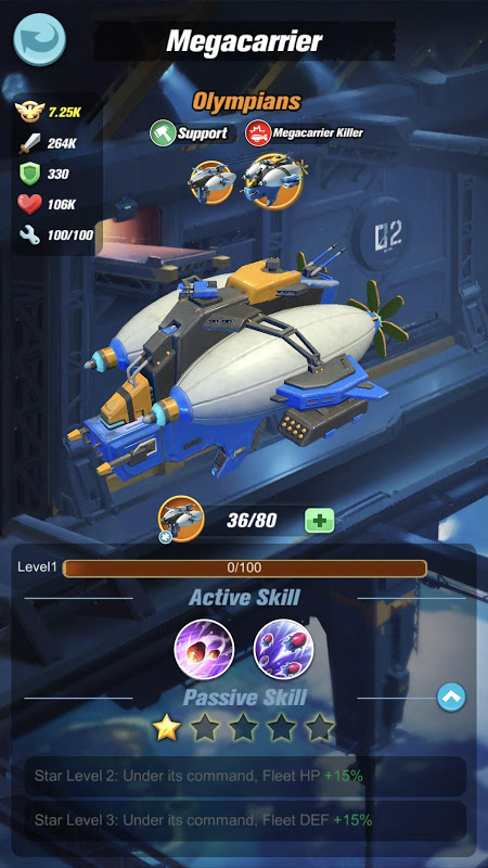 Sea Game: Mega Carrier screenshot 1