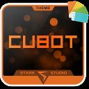 Theme Xp - CUBOT ORANGE