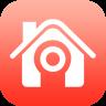 Icône AtHome Camera: maison sécurité
