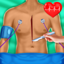 Foot & Knee Doctor - Heart Surgery Hospital Games