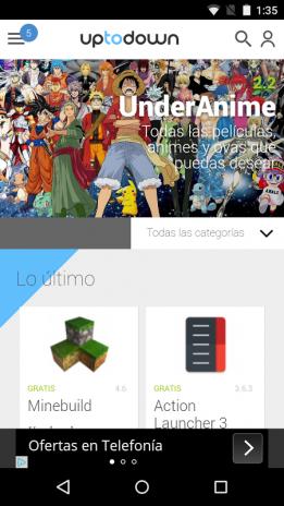 Uptodown Lite 3 32 Descargar APK para Android - Aptoide
