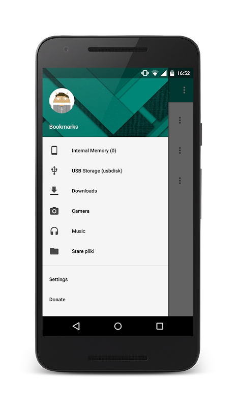 MK Explorer (File manager) screenshot 2