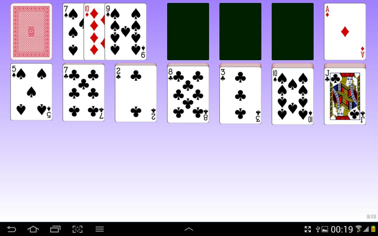 Solitaire Patience Game Pack screenshot 2