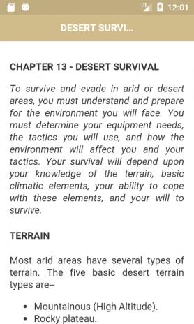 Offline Survival Guide 1 0 Download APK for Android - Aptoide
