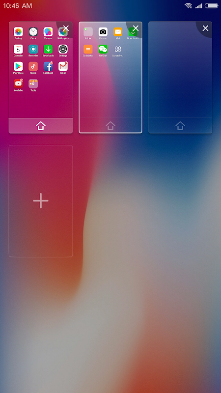 X Launcher Pro: PhoneX Theme, OS11 Control Center screenshot 7