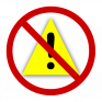 root triangle away icon