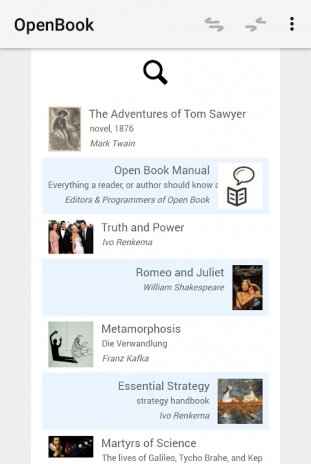 OpenBook pub 1 3 Download APK for Android - Aptoide