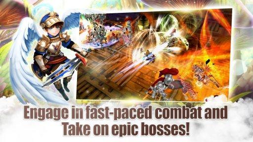 Flyff Legacy - Anime MMORPG screenshot 4