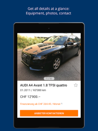AutoScout24 Switzerland – Find your new car screenshot 3
