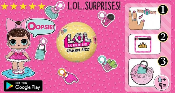 LOL Surprise dolls opening eggs 2 Download APK for Android - Aptoide