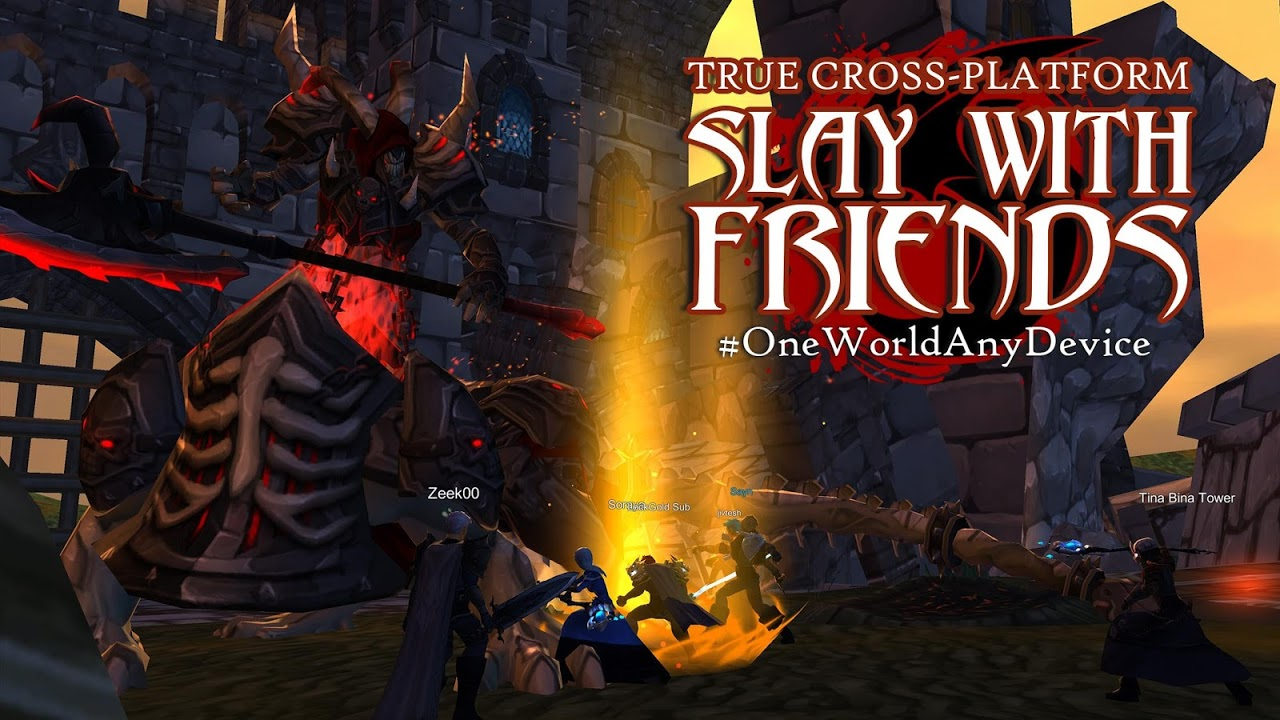 AdventureQuest 3D MMO RPG screenshot 1