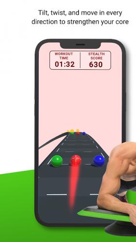 Stealth Fitness screenshot 1