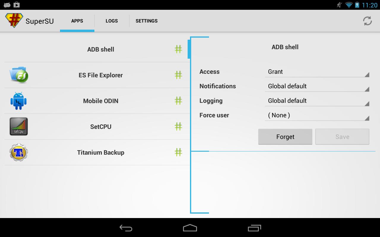 Скачать supersu для андроид с бинарным файлом