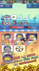 Retro Fish Chef — The Fish Restaurant v 1.13 Мод (Unlimited Gold Coins/Gems) 1