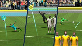 Free Kick Football Сhampion 17 Screenshot