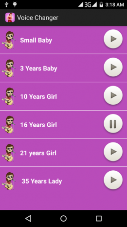 Girl Voice Changer Free 1 0 Download APK for Android - Aptoide