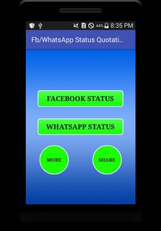 Status For Fb And Whatsapp 11 Descargar Apk Para Android