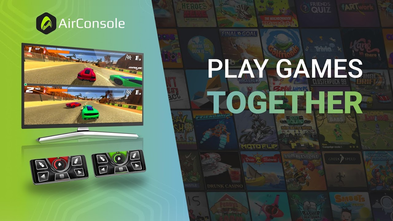 AirConsole for AndroidTV screenshot 1