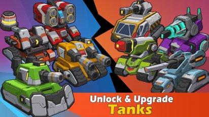 TankCraft 2: Online War v 1.0.0.1864 Мод (Full Ammo Shot) 3