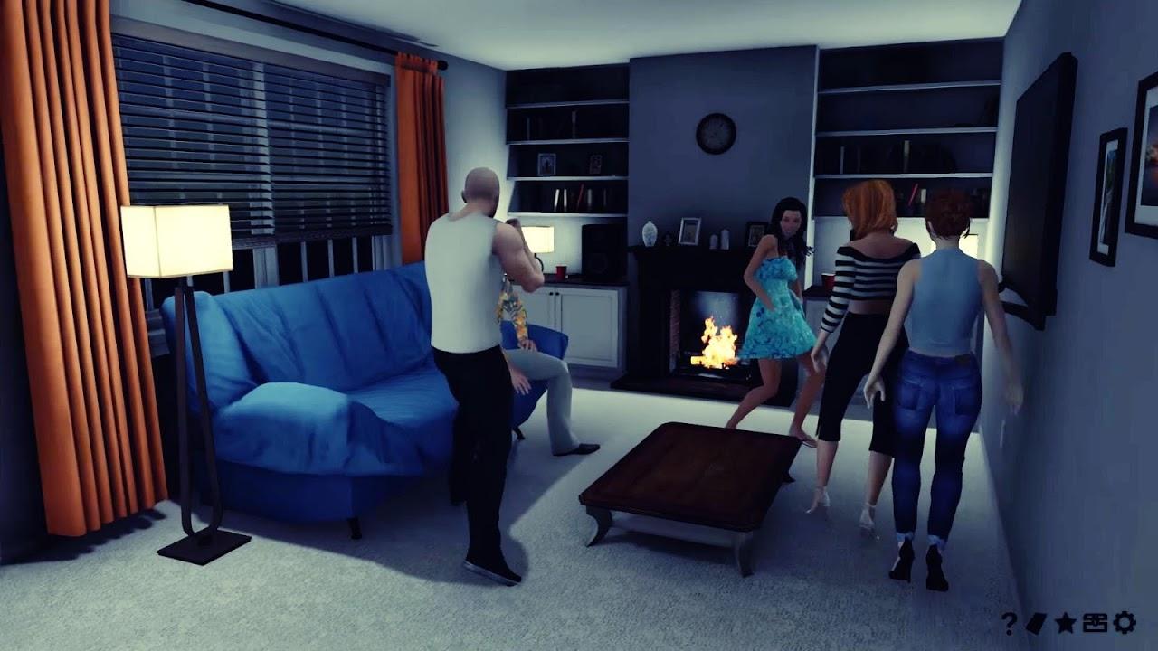 House Party Simulator screenshot 2