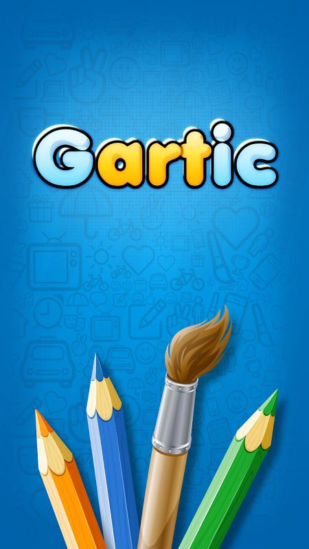 Gartic screenshot 1
