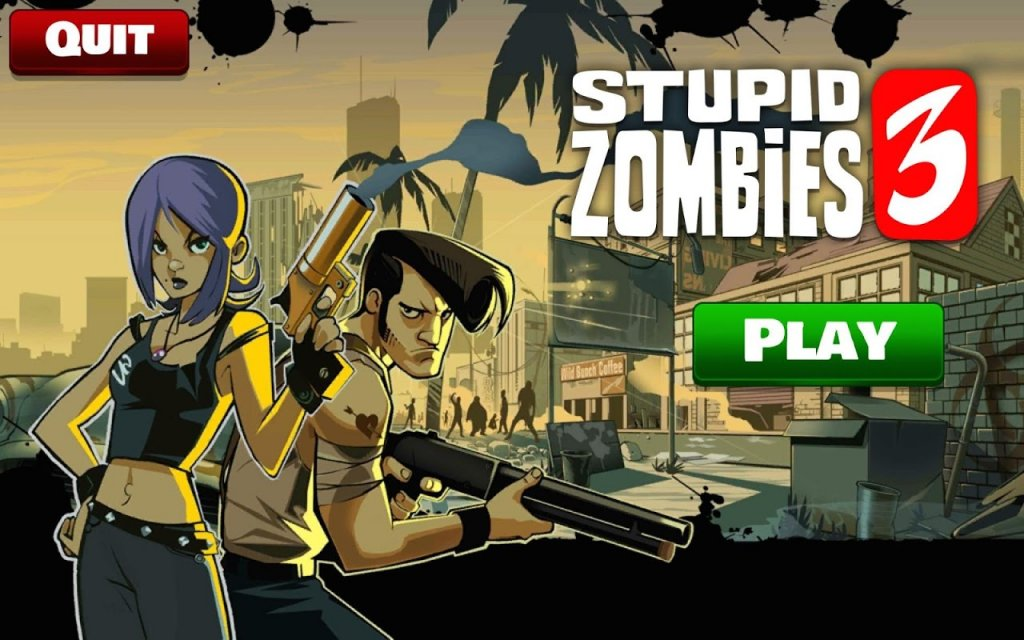Image Result For Downloads Play Stupid Zombies