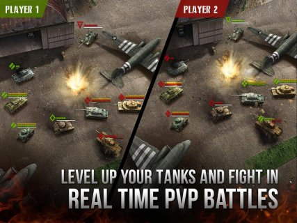 Armor Age: Tank Wars — WW2 Platoon Battle Tactics screenshot 7