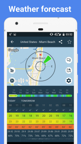WINDY APP: wind forecast & marine weather + tides 5 8 2 Download APK
