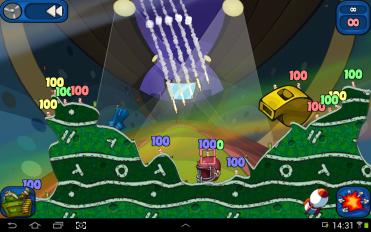 worms 2 armageddon screenshot 5