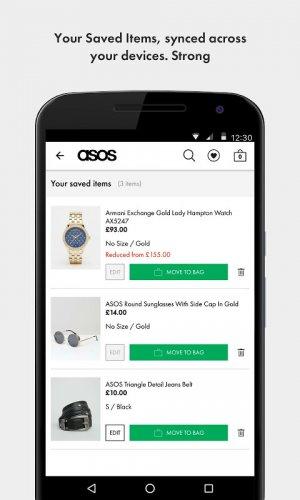 ASOS screenshot 12