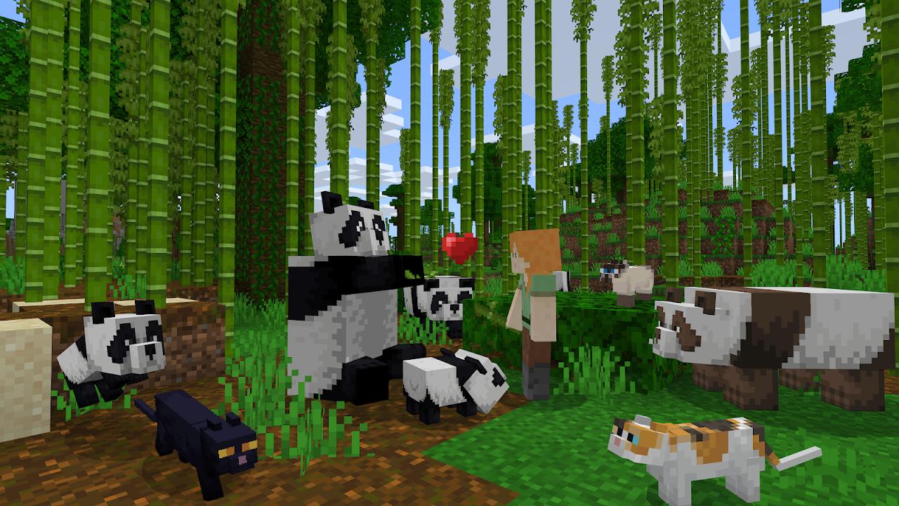 Teste do Minecraft screenshot 1