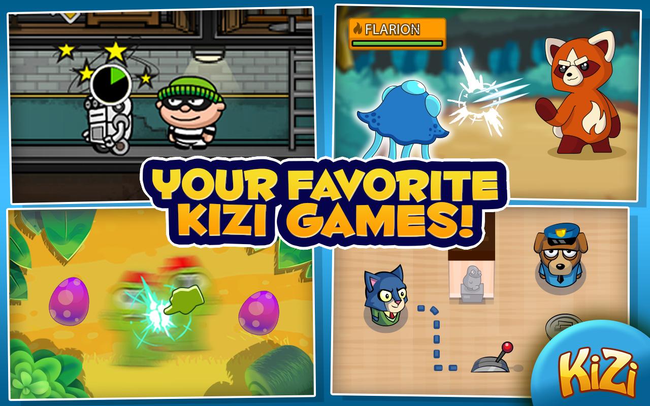 Kizi - Cool Fun Games screenshot 1