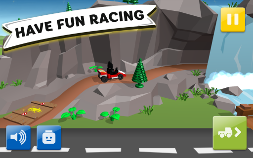 LEGO® Juniors Create & Cruise screenshot 5
