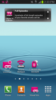 T-Mobile Visual Voicemail screenshot 4