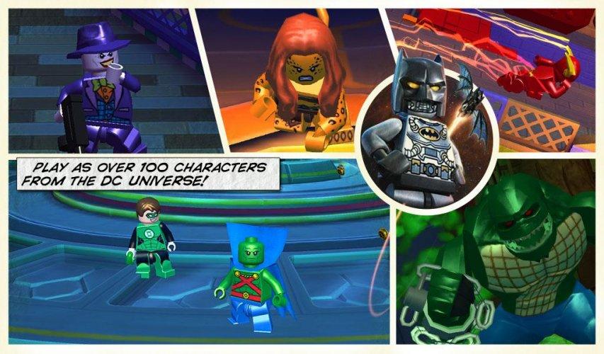 LEGO ® Batman: Beyond Gotham screenshot 17