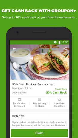 groupon shop deals coupons screenshot 4