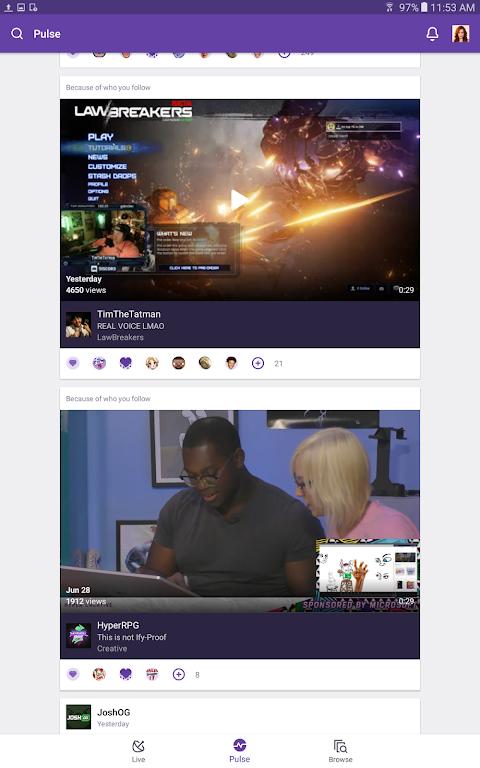 Twitch screenshot 12