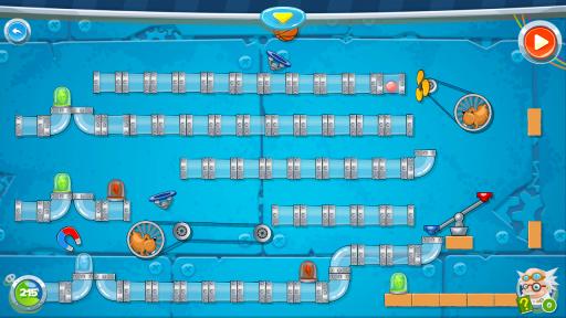 Rube's Lab - Physics Puzzle screenshot 1