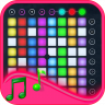 DJ - Electro Mix Music Pad Icon