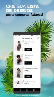 Lojas Renner: Roupas, Acessórios e Perfumes Online screenshot 3
