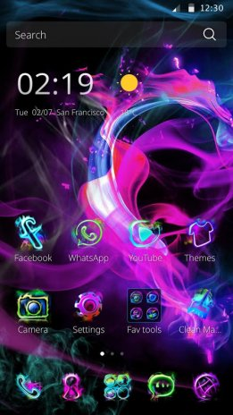 Colorful Love  Theme for CM Launcher 1 1 3 Download APK for Android