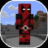 Minecraft Skin of Deadpool NEW 2020 Icon