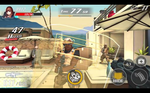 Over Touch : Gun Shooting screenshot 9